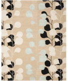 RugStudio presents Safavieh Capri CPR339A Beige / Ivory Hand-Tufted, Good Quality Area Rug