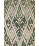 RugStudio presents Safavieh Capri Cpr351a Multi / Grey Hand-Tufted, Best Quality Area Rug