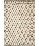 RugStudio presents Safavieh Casablanca Csb839a White / Gold Hand-Tufted, Best Quality Area Rug