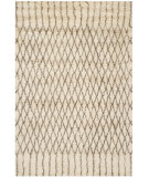 RugStudio presents Safavieh Casablanca Csb860a White / Grey Hand-Tufted, Best Quality Area Rug