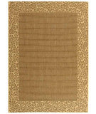 RugStudio presents Safavieh Courtyard Cy0727-3009 Brown / Natural Machine Woven, Good Quality Area Rug