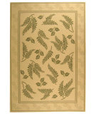 RugStudio presents Safavieh Courtyard Cy0772-1e01 Natural / Olive Machine Woven, Good Quality Area Rug