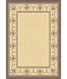 RugStudio presents Safavieh Courtyard Cy0901-3001 Natural / Brown Machine Woven, Good Quality Area Rug