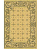RugStudio presents Safavieh Courtyard Cy1356-3001 Natural / Brown Machine Woven, Good Quality Area Rug