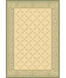 RugStudio presents Safavieh Courtyard Cy1502-1e01 Natural / Olive Machine Woven, Good Quality Area Rug