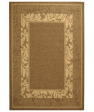 RugStudio presents Safavieh Courtyard Cy1704-3009 Brown / Natural Machine Woven, Good Quality Area Rug