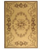 RugStudio presents Safavieh Courtyard Cy1893-3001 Natural / Brown Machine Woven, Good Quality Area Rug
