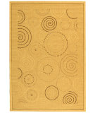 RugStudio presents Safavieh Courtyard Cy1906-3001 Natural / Brown Machine Woven, Good Quality Area Rug