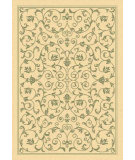 RugStudio presents Safavieh Courtyard Cy2098-1e01 Natural / Olive Machine Woven, Good Quality Area Rug