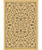 RugStudio presents Safavieh Courtyard Cy2098-3001 Natural / Brown Machine Woven, Good Quality Area Rug