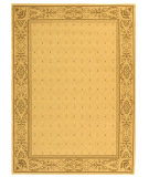 RugStudio presents Safavieh Courtyard Cy2326-3001 Natural / Brown Machine Woven, Good Quality Area Rug