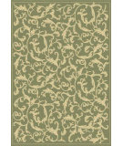 RugStudio presents Safavieh Courtyard Cy2653-1e06 Olive / Natural Machine Woven, Good Quality Area Rug