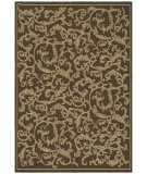 RugStudio presents Safavieh Courtyard Cy2653-3009 Brown / Natural Machine Woven, Good Quality Area Rug