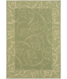RugStudio presents Safavieh Courtyard Cy2665-1e06 Olive / Natural Machine Woven, Good Quality Area Rug