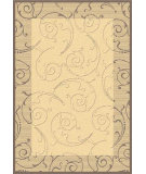 RugStudio presents Safavieh Courtyard Cy2665-3001 Natural / Brown Machine Woven, Good Quality Area Rug