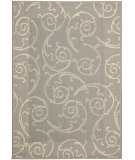 RugStudio presents Safavieh Courtyard Cy2665-3606 Grey / Natural Machine Woven, Good Quality Area Rug