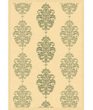 RugStudio presents Safavieh Courtyard Cy2720-1e01 Natural / Olive Machine Woven, Good Quality Area Rug
