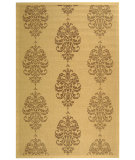 RugStudio presents Safavieh Courtyard Cy2720-3001 Natural / Brown Machine Woven, Good Quality Area Rug