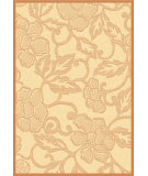 RugStudio presents Safavieh Courtyard Cy2726-3201 Natural / Terracotta Machine Woven, Good Quality Area Rug