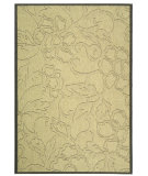 RugStudio presents Safavieh Courtyard Cy2726-3901 Sand / Black Machine Woven, Good Quality Area Rug