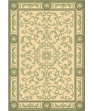 RugStudio presents Safavieh Courtyard Cy2829-1e01 Natural / Olive Machine Woven, Good Quality Area Rug