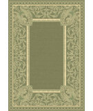 RugStudio presents Safavieh Courtyard Cy2965-1e06 Olive / Natural Machine Woven, Good Quality Area Rug