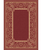 RugStudio presents Safavieh Courtyard Cy2965-3707 Red / Natural Machine Woven, Good Quality Area Rug