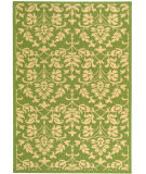 RugStudio presents Safavieh Courtyard Cy3416-1e06 Olive / Natural Machine Woven, Good Quality Area Rug