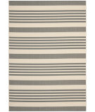 RugStudio presents Safavieh Courtyard Cy6062-236 Beige / Blue Machine Woven, Good Quality Area Rug