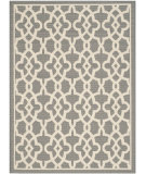 RugStudio presents Safavieh Courtyard Cy6071-246 Grey / Beige Machine Woven, Good Quality Area Rug