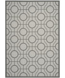 RugStudio presents Safavieh Courtyard Cy6115-78 Light Grey / Anthracite Machine Woven, Good Quality Area Rug