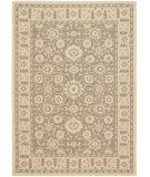 RugStudio presents Safavieh Courtyard Cy6126-22 Brown / Creme Machine Woven, Good Quality Area Rug