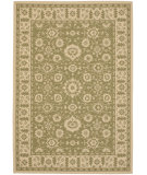 RugStudio presents Safavieh Courtyard Cy6126-24 Green / Creme Machine Woven, Good Quality Area Rug