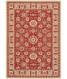 RugStudio presents Safavieh Courtyard Cy6126-28 Red / Creme Machine Woven, Good Quality Area Rug