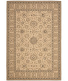 RugStudio presents Safavieh Courtyard Cy6126-39 Natural / Gold Machine Woven, Good Quality Area Rug