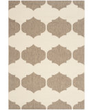 RugStudio presents Safavieh Courtyard Cy6162-232 Beige / Brown Machine Woven, Good Quality Area Rug