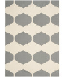 RugStudio presents Safavieh Courtyard Cy6162-236 Beige / Anthracite Machine Woven, Good Quality Area Rug