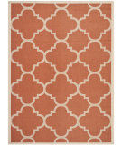RugStudio presents Safavieh Courtyard Cy6243-241 Terracotta Machine Woven, Good Quality Area Rug