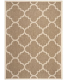 RugStudio presents Safavieh Courtyard Cy6243-242 Brown Machine Woven, Good Quality Area Rug