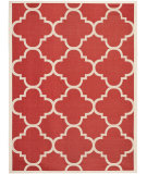 RugStudio presents Safavieh Courtyard CY6243-248 Red Flat-Woven Area Rug