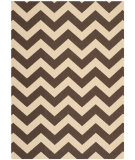RugStudio presents Safavieh Courtyard Cy6244-204 Dark Brown Machine Woven, Good Quality Area Rug