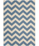 RugStudio presents Safavieh Courtyard Cy6244-243 Blue / Beige Machine Woven, Good Quality Area Rug