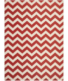RugStudio presents Safavieh Courtyard CY6244-248 Red Flat-Woven Area Rug