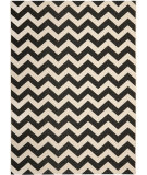RugStudio presents Safavieh Courtyard Cy6244-256 Black / Beige Machine Woven, Good Quality Area Rug