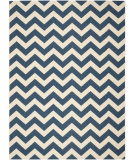 RugStudio presents Safavieh Courtyard Cy6244-268 Navy / Beige Machine Woven, Good Quality Area Rug