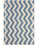 RugStudio presents Safavieh Courtyard Cy6245-243 Blue / Beige Machine Woven, Good Quality Area Rug