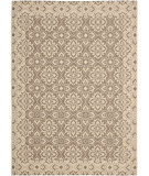 RugStudio presents Safavieh Courtyard Cy6550-22 Brown / Creme Machine Woven, Good Quality Area Rug
