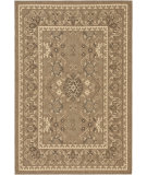 RugStudio presents Safavieh Courtyard Cy6727-204 Chocolate / Cream Machine Woven, Good Quality Area Rug