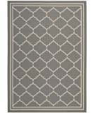 RugStudio presents Safavieh Courtyard Cy6889-246 Grey / Beige Machine Woven, Good Quality Area Rug