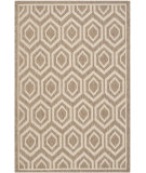RugStudio presents Safavieh Courtyard CY6902-242 Brown / Bone Area Rug